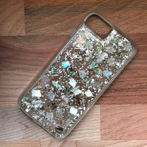 ▫️CASEMATE▫️Pearl & Silver iPhone 6/7 Case
